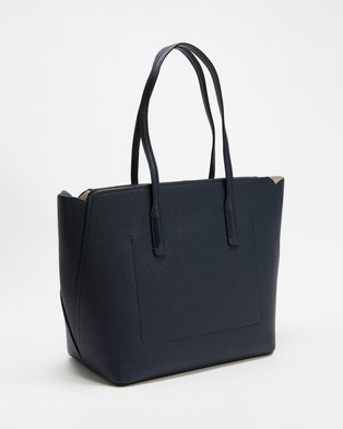 Kate Spade Margaux Large Tote - Handbags (Indigo)