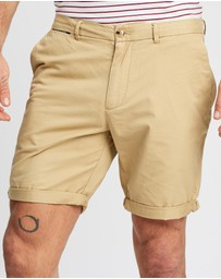 Scotch & Soda - Cotton Chino Shorts