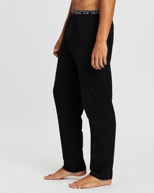 Calvin Klein Sleep Pants - Accessories (Black & White)