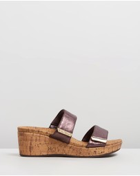 Vionic - Pepper Wedge Sandals