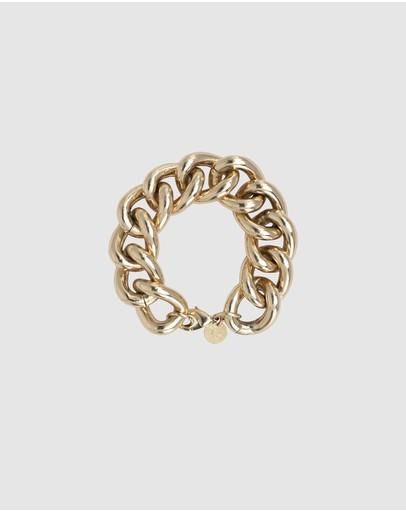 Kitte Connextion Bracelet Gold
