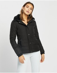 Atmos&Here - Emma Hooded Puffer Jacket
