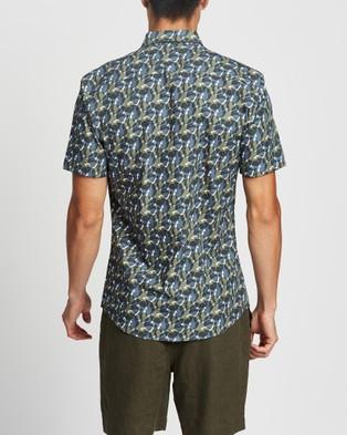 Marcs Sully SS Shirt - Shirts & Polos (Khaki)