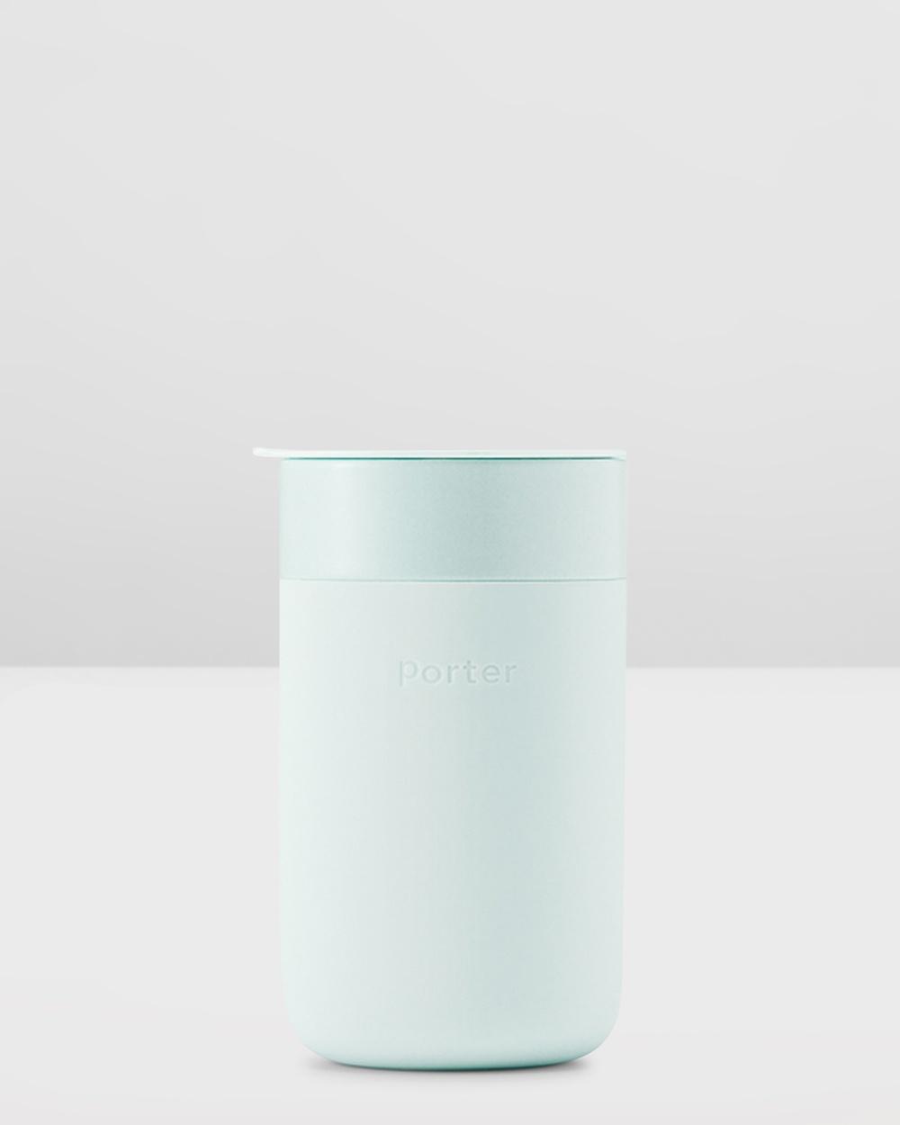 Porter Ceramic Mug 480ml Home Blue