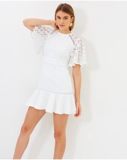 8e79c3e2d806 White Lace Dresses