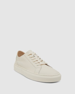 Jane Debster Reese - Lifestyle Sneakers (CREAM)