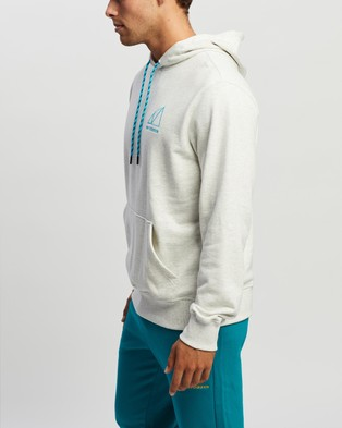 New Balance All Terrain Hoodie - Hoodies (Salt Heather)