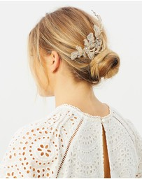 Ivory Knot - Coco Hair Comb
