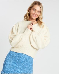 Cotton On - Waldorf Cropped Pullover