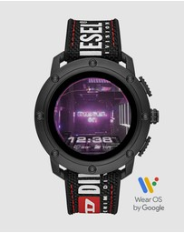 Diesel - Axial Multicolor Smartwatch