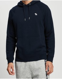 Abercrombie & Fitch - Soft A&F Fleece Hoodie