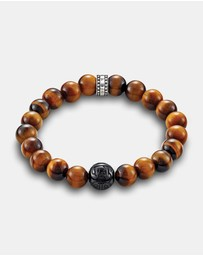 THOMAS SABO - Tigers Eye Bead Bracelet