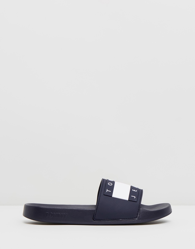 Tommy Hilfiger - Flag Pool Slides - Women's