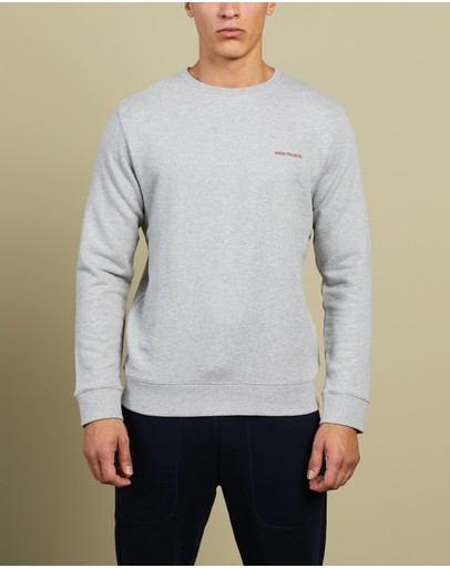 Norse Projects - Vagn Logo Sweat