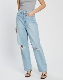 Lee - High Baggy Jeans
