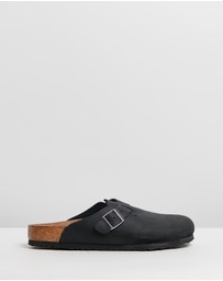 Birkenstock - Boston Regular - Men's