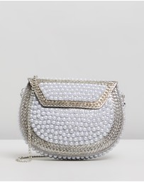 From St Xavier - Pearl Metal Bag