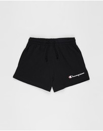 Champion - Girls Jersey Short - Kids - Teens
