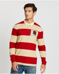 Kent and Curwen - Long Sleeve Polo