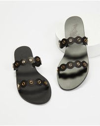 Ancient Greek Sandals - Melia Mirrors
