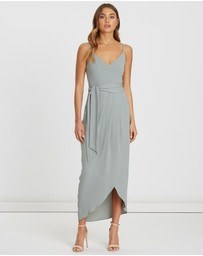 CHANCERY - Philippa Pleated Dress