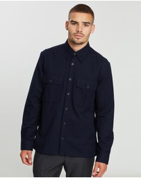 Ben Sherman - Long Sleeve Utility Shirt