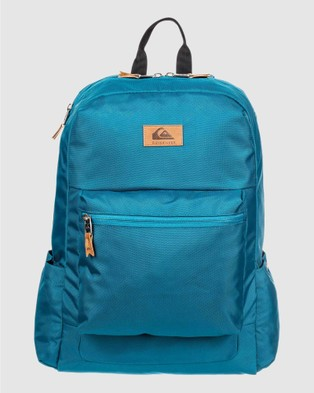 Quiksilver Sea Coast 30L Large Backpack - Backpacks (BLUE CORAL)
