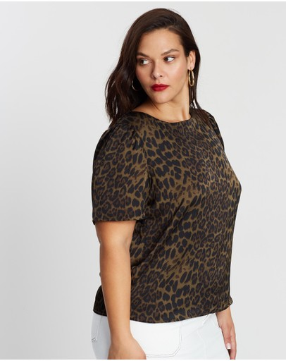 69cbc986724 Plus Size Tops | Buy Womens Curvy Tops Online Australia- THE ICONIC