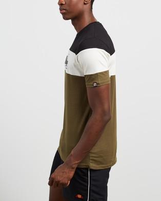 Ellesse Nossa Tee - Short Sleeve T-Shirts (Khaki)