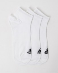Perf No-Show Thin Socks 3P