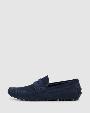 Aquila Lenox - Casual Shoes (Navy)