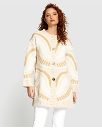 alice McCALL - Windswept Cardigan