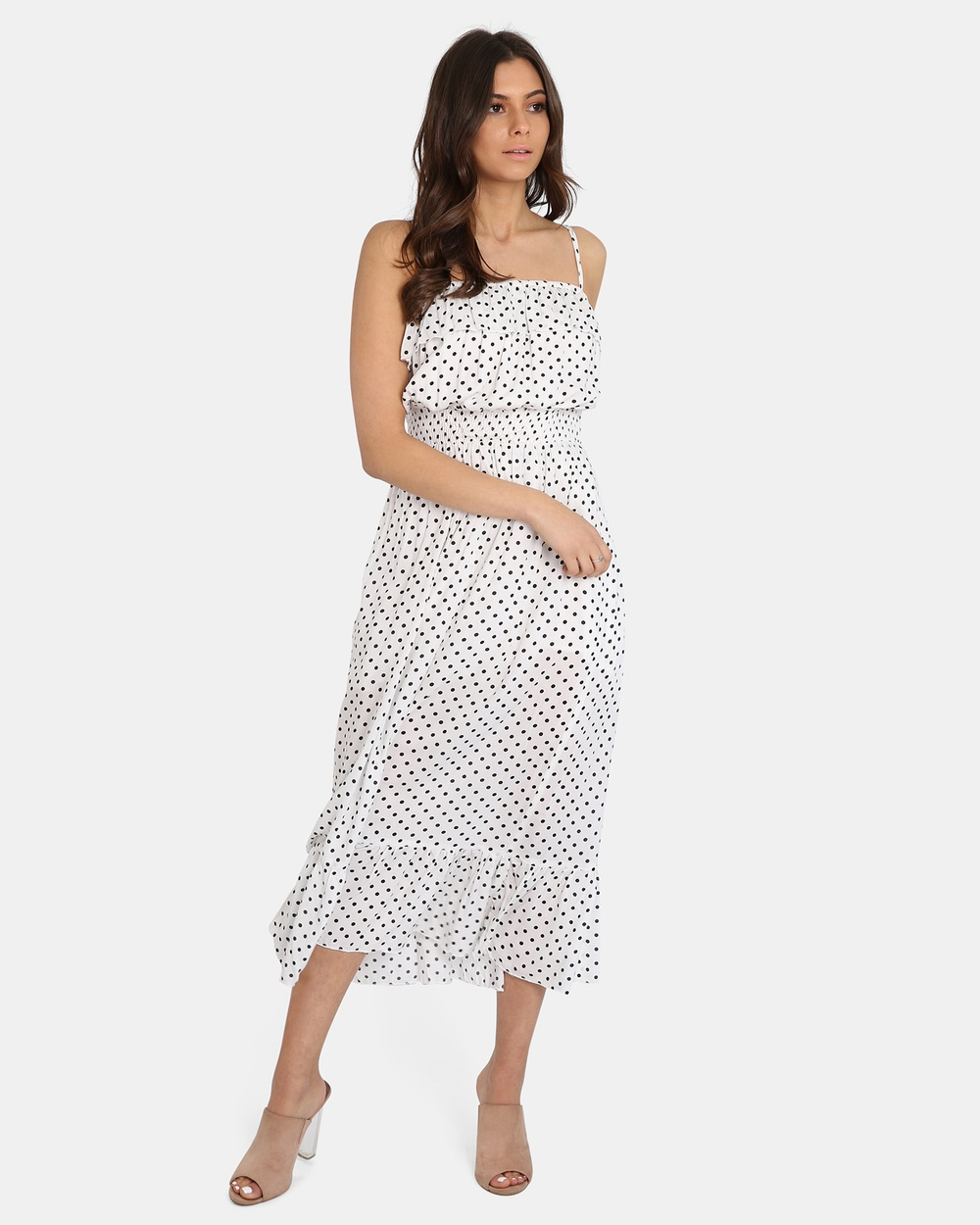Madison Square Kalli Dress Dresses White Kalli Dress