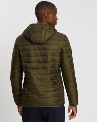 Ellesse Lombardy Jacket - Coats & Jackets (Khaki)