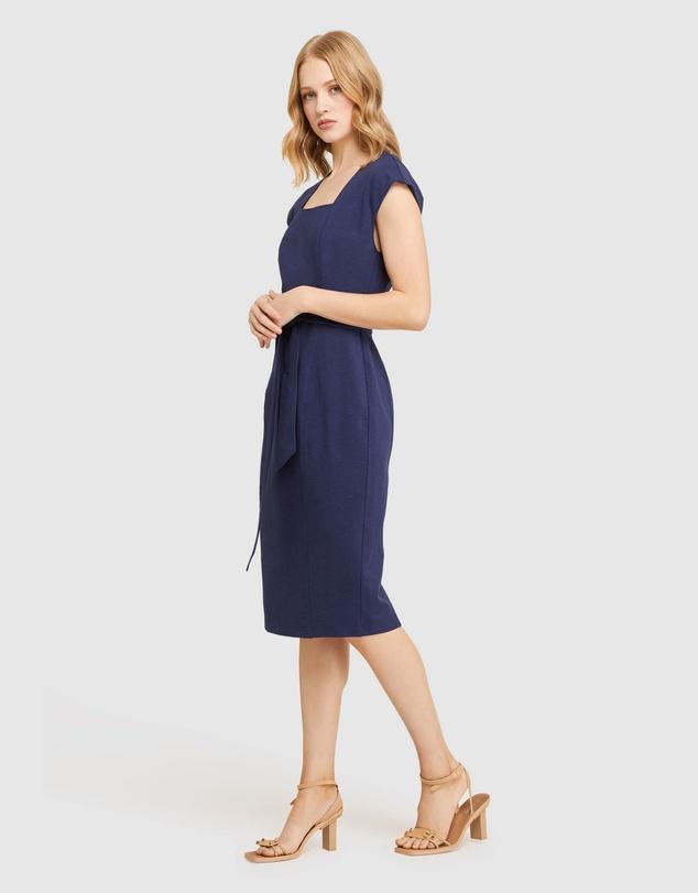 Women Belinda Ponti Dress