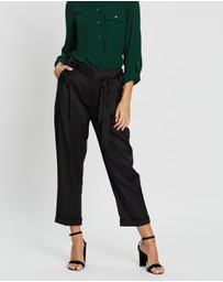 DP Petite - Luxe Cargo Trousers