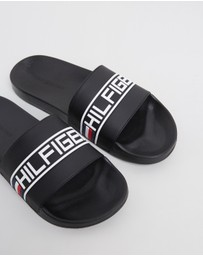 Tommy Hilfiger - Pool Slides - Men's