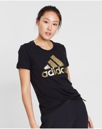 adidas Performance - Badge of Sport Foil Tee