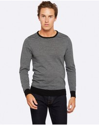 Oxford - William Crew Neck Pullover