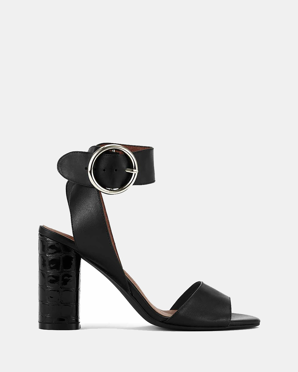 Nakedvice The Chloe Mid-low heels Black The Chloe