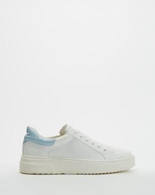 Dorothy Perkins - Imogen Trainers Women's Sneakers (Blue)