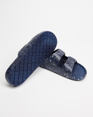 Freedom Moses Slides   Unisex - Casual Shoes (Luca)