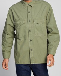 Edwin - Big Long Sleeve Shirt