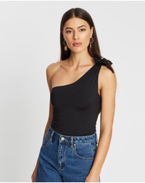 Atmos&Here - Albany One Shoulder Bodysuit