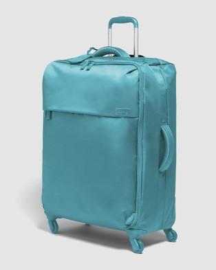 Lipault Paris - Originale Plume Spinner - Travel and Luggage (Coastal Blue) Originale Plume Spinner