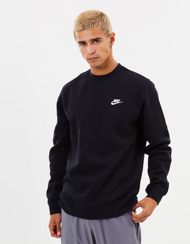separation shoes 1aefd 47b26 Nike Club Swoosh Crew Sweatshirt