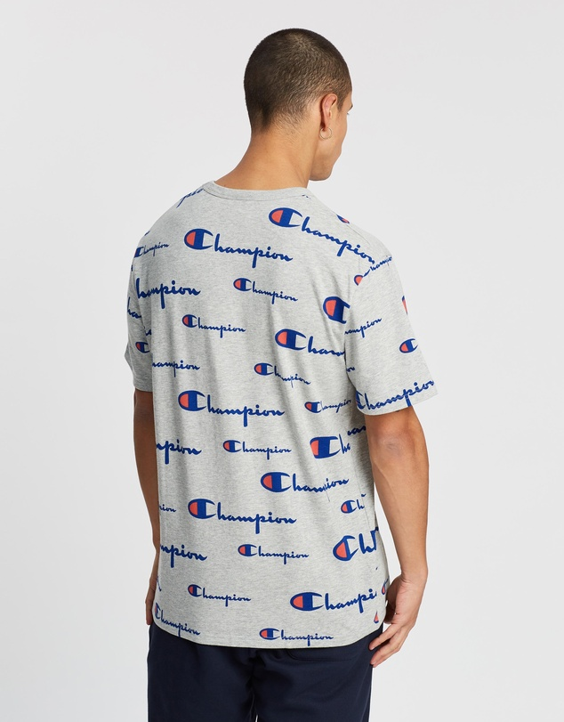Champion - Heritage Tee All Over Print