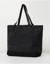 TOMS - Canvas & Leather Islander Tote
