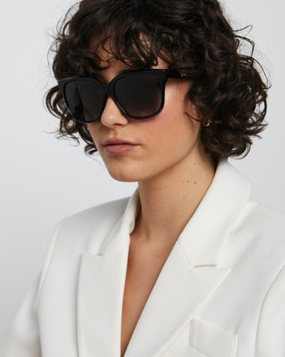 Gucci GG0800SA001 - Sunglasses (Black)