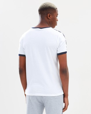 Tommy Hilfiger Round Neck Tee - Accessories (White)